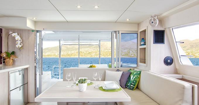 Louer Catamaran avec ou sans skipper Leopard à Eden Island