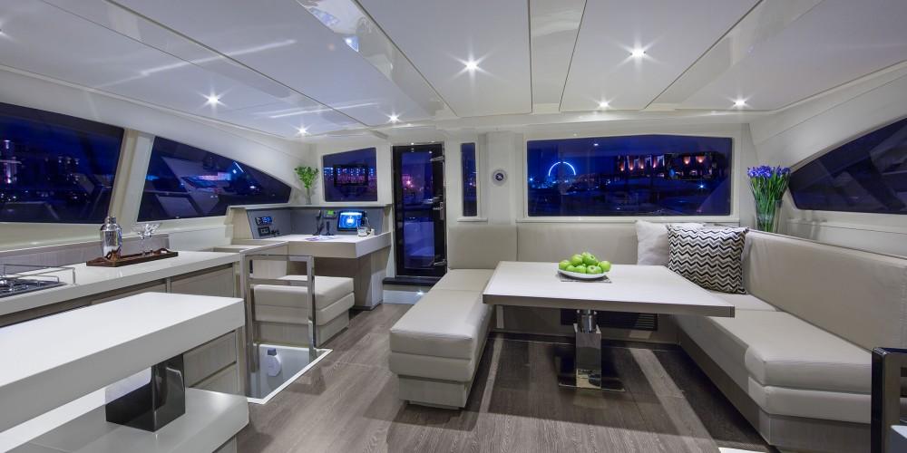 Location yacht à Marina - Leopard Moorings 514 PC sur SamBoat