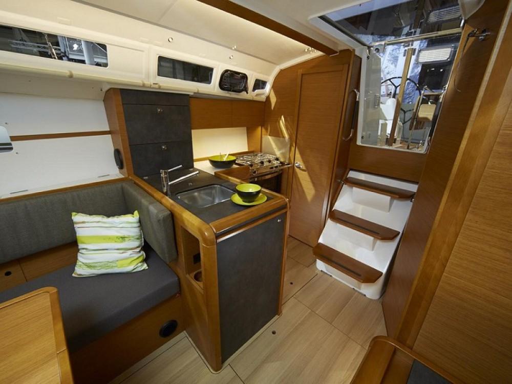 Location yacht à Leucade - Jeanneau Sunsail 34- 2/1 sur SamBoat