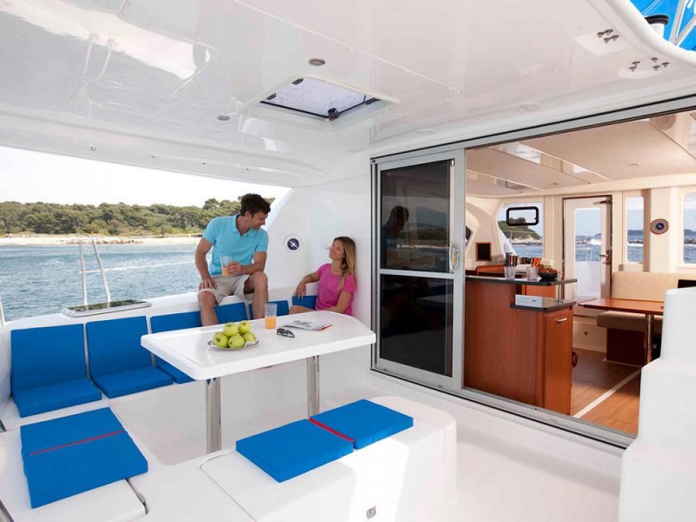 Location yacht à Victoria - Leopard Sunsail 444 sur SamBoat