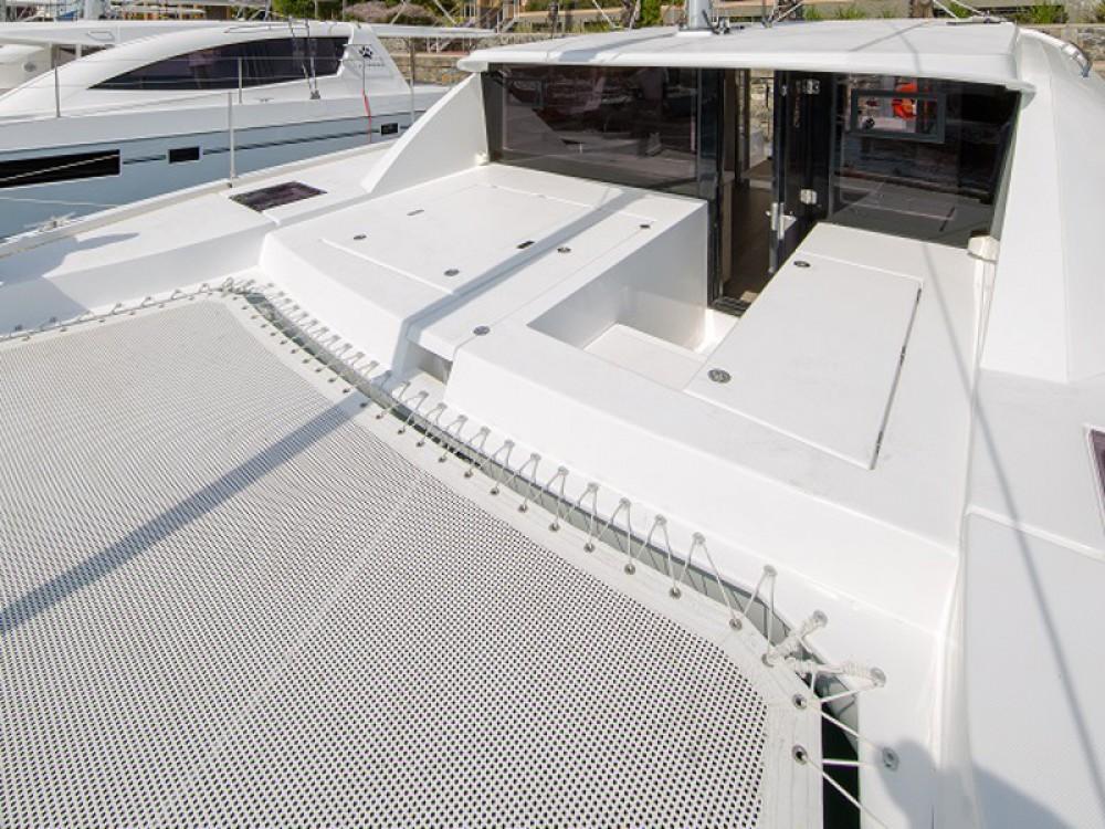 Location bateau Leopard Sunsail 404 à Road Town sur Samboat