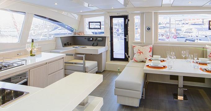 Location yacht à Raiatea - Leopard Moorings 4800 sur SamBoat