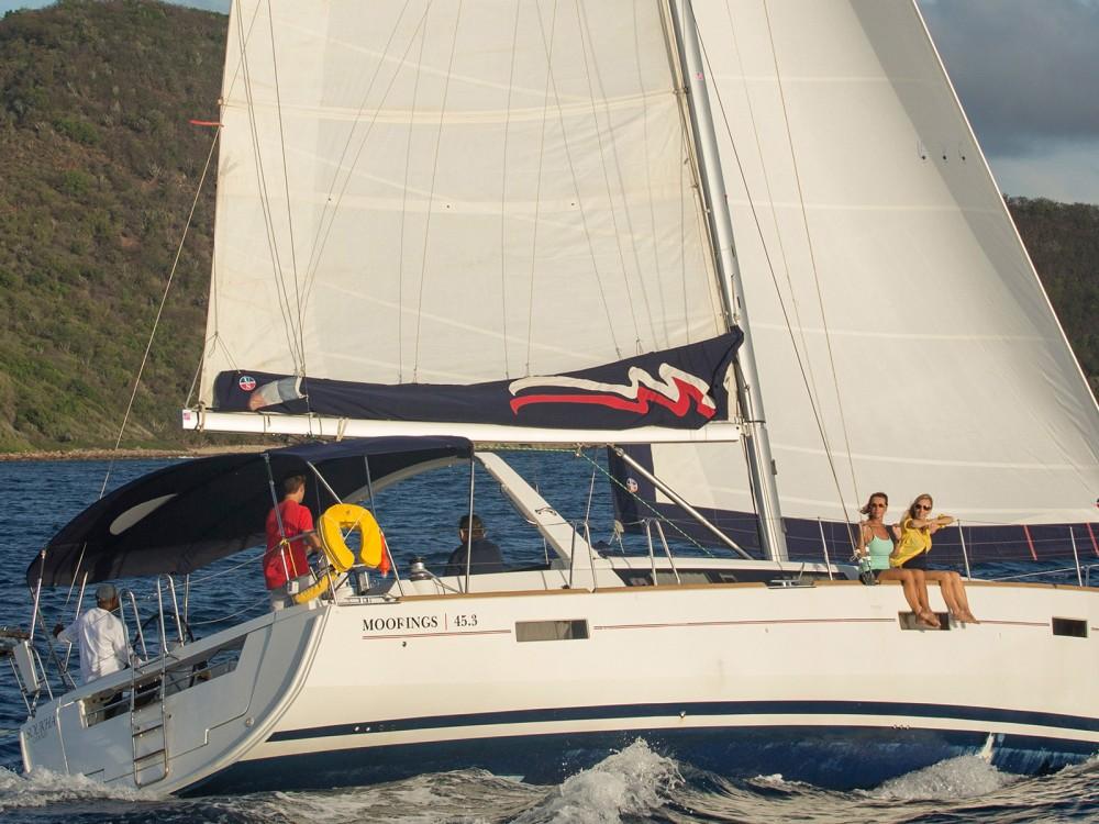 Louer Voilier avec ou sans skipper Bénéteau à Marigot