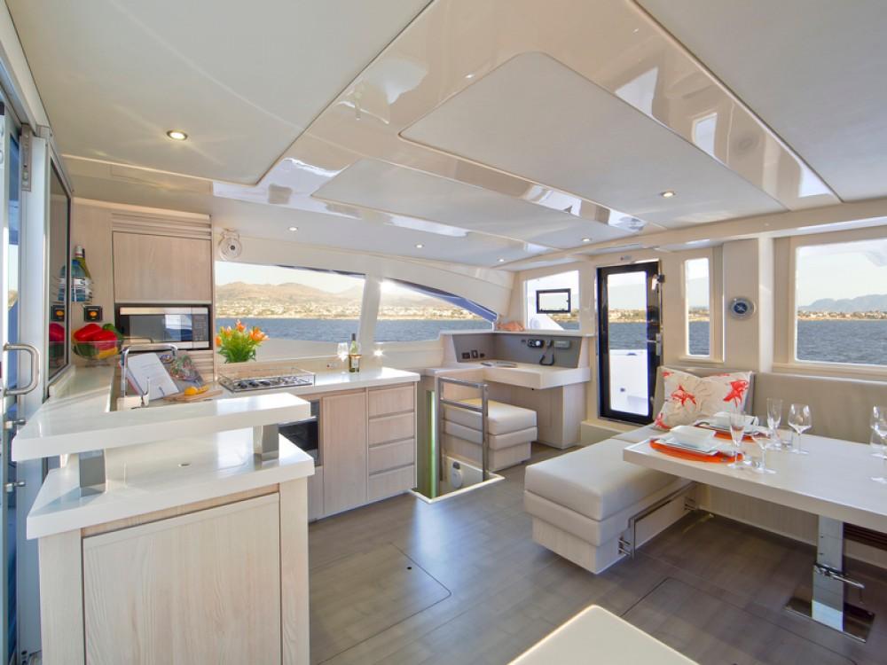 Location yacht à Road Town - Leopard Sunsail 484 sur SamBoat