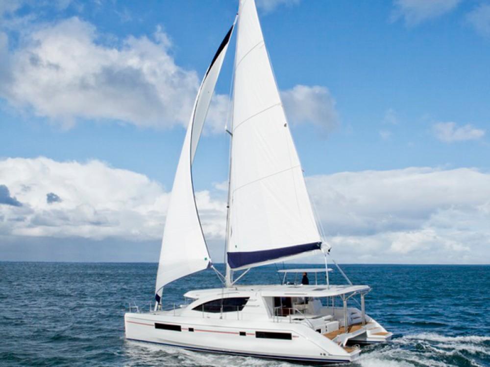Location bateau Leopard Sunsail 484 à Road Town sur Samboat