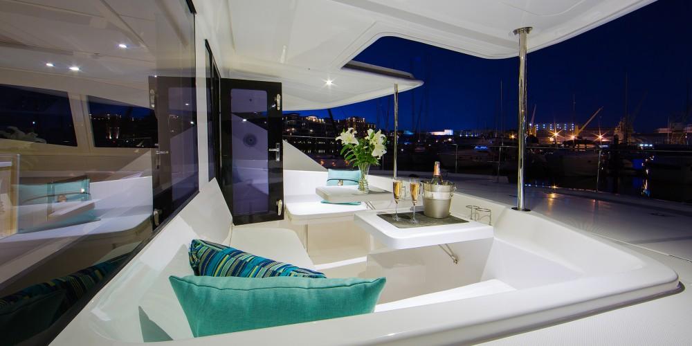 Catamaran à louer à Marigot au meilleur prix