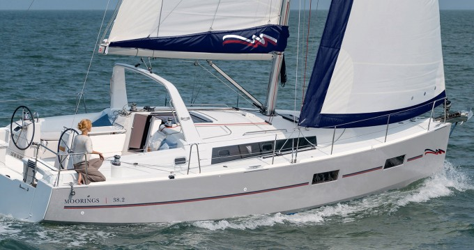 Location yacht à Placencia - Bénéteau Moorings 382 sur SamBoat