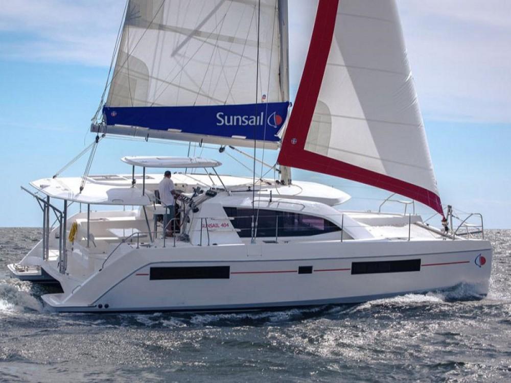 Location bateau Bay of Zea pas cher Sunsail 404