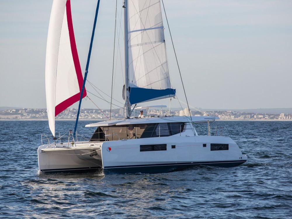 Location yacht à Road Town - Leopard Sunsail 454 sur SamBoat