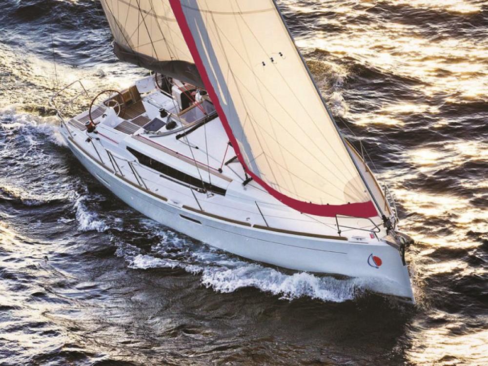 Location yacht à ACI Marina Dubrovnik - Jeanneau Sunsail 38 sur SamBoat