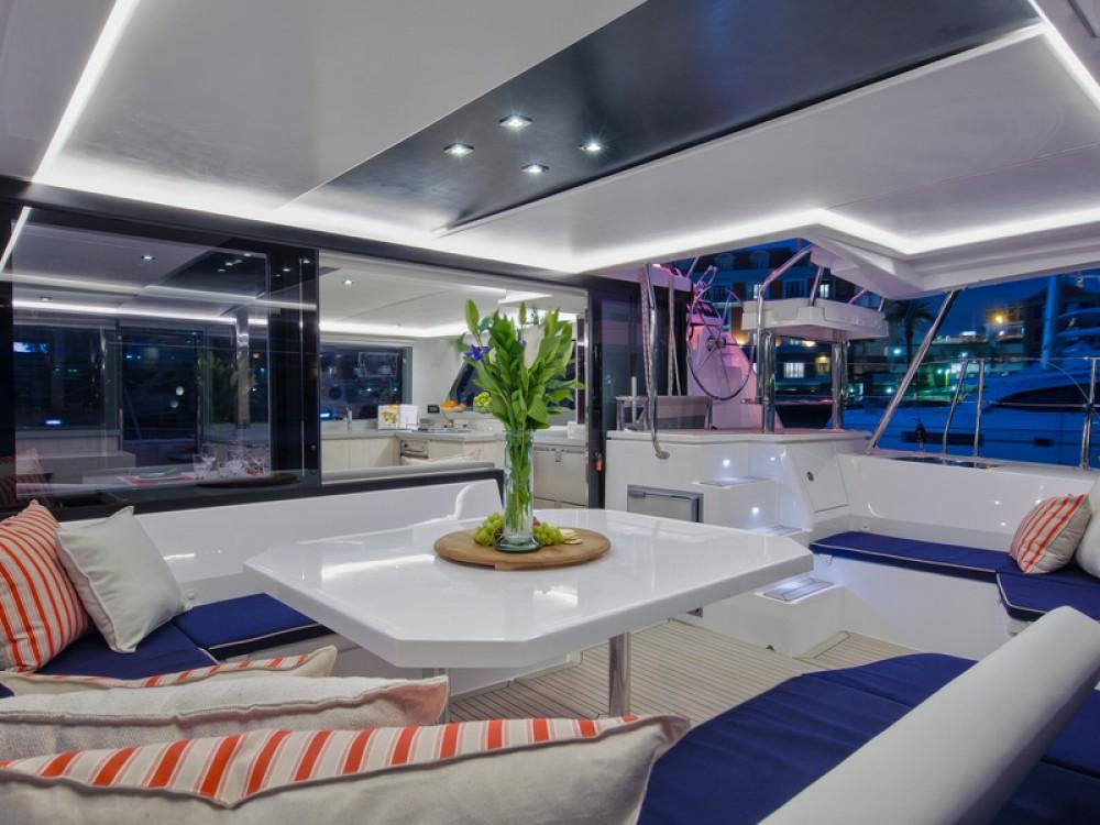 Location bateau Marina Gouvia pas cher Sunsail 454-10