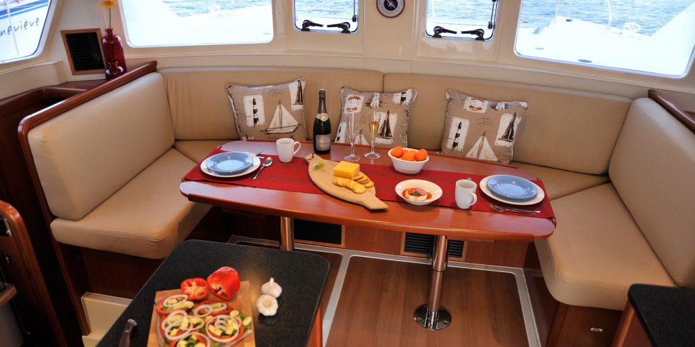 Location yacht à Marina Gouvia - Leopard Moorings 394 PC sur SamBoat