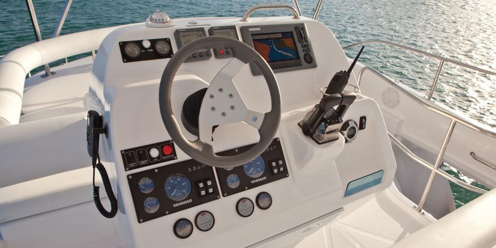 Location Catamaran à Marina Gouvia - Leopard Moorings 394 PC