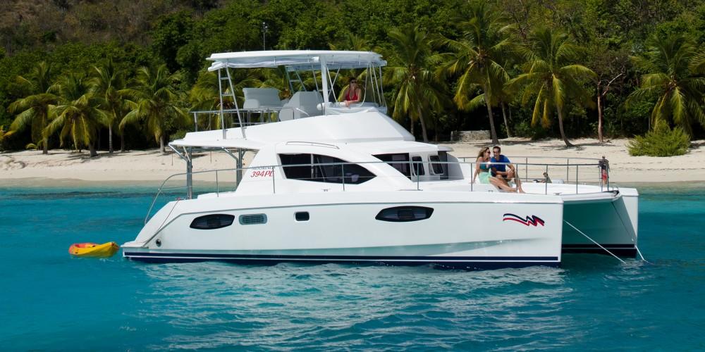Location bateau Marina Gouvia pas cher Moorings 394 PC