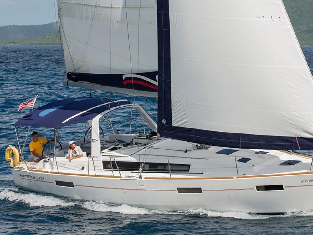 Louer Voilier avec ou sans skipper Bénéteau à Marina
