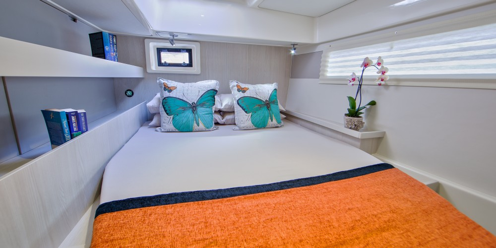 Location Catamaran à Road Town - Leopard Moorings 4800