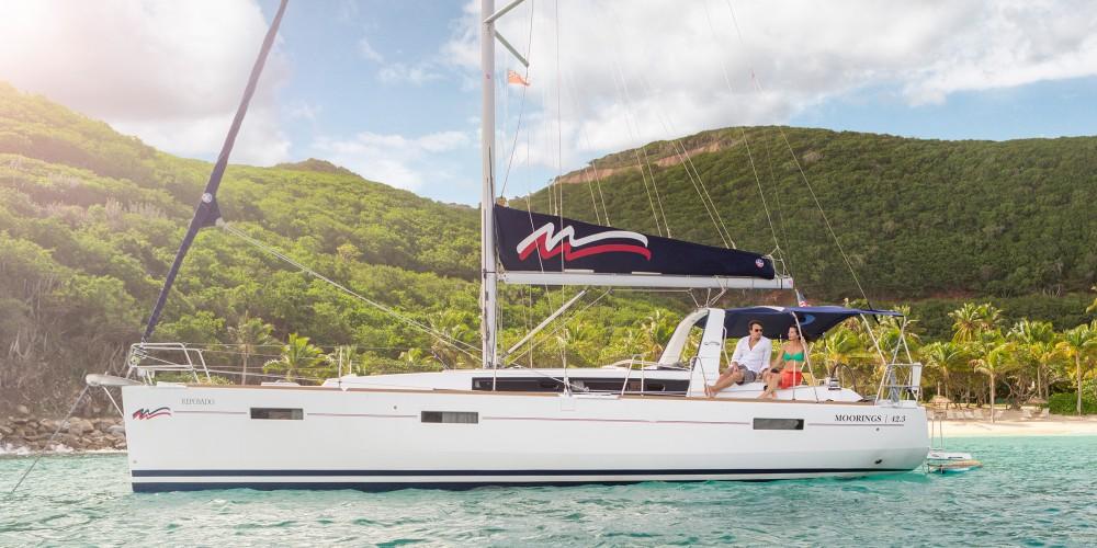 Location bateau Marina pas cher Moorings 42.3