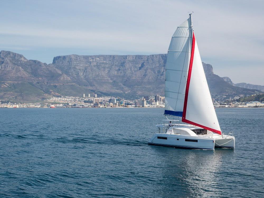 Location yacht à Road Town - Leopard Sunsail 404 sur SamBoat