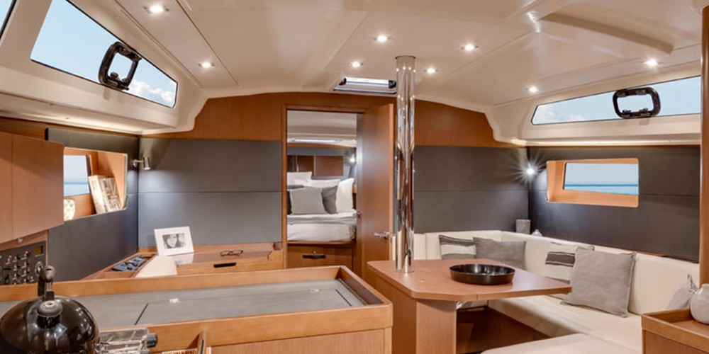 Location yacht à Marina - Bénéteau Moorings 42.3 sur SamBoat