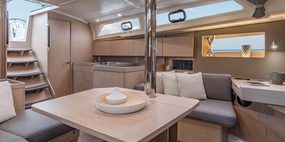 Location bateau Saint-Georges pas cher Moorings 42.1