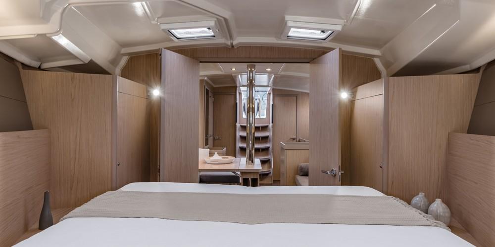 Location yacht à Saint-Georges - Bénéteau Moorings 42.1 sur SamBoat