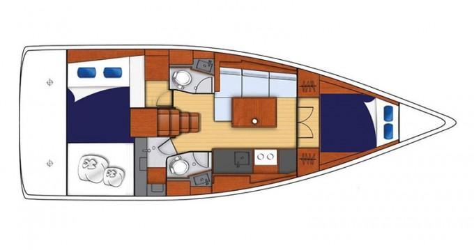 Location yacht à Road Town - Bénéteau Moorings 382 sur SamBoat