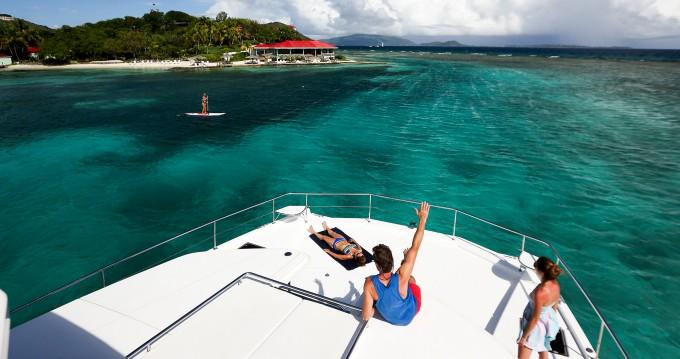 Louer Catamaran avec ou sans skipper Leopard à