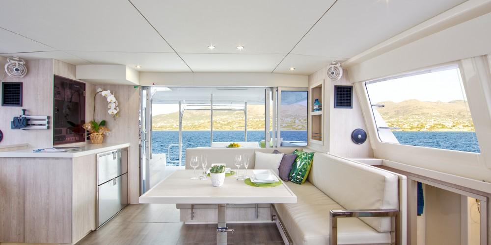 Location Catamaran à Castries - Leopard Moorings 4000/3