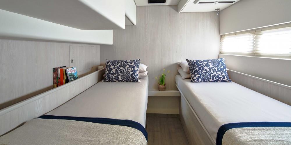 Location Catamaran à Castries - Leopard Moorings 5800