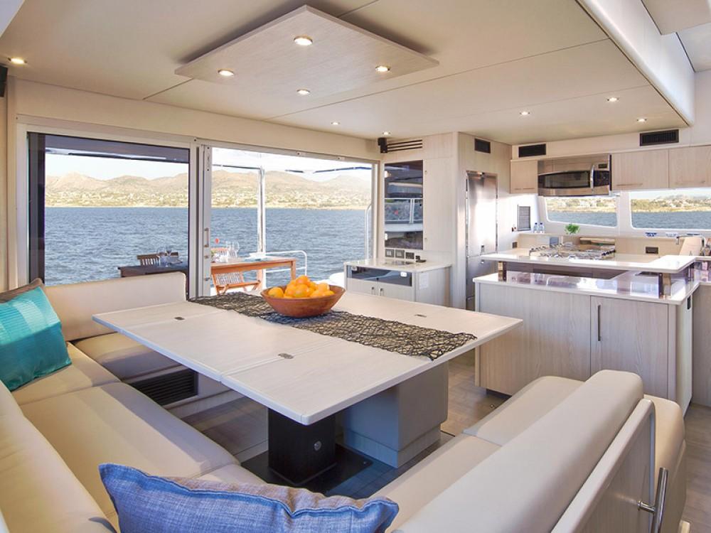 Location bateau Castries pas cher Moorings 5800