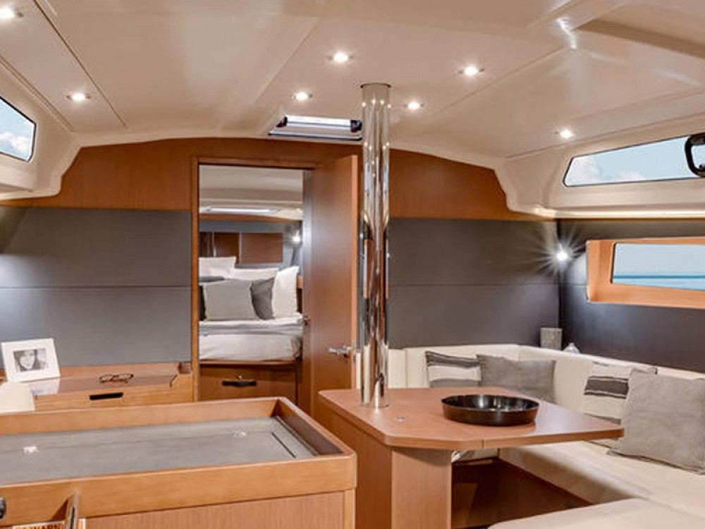 Location yacht à Road Town - Bénéteau Moorings 42.3 sur SamBoat