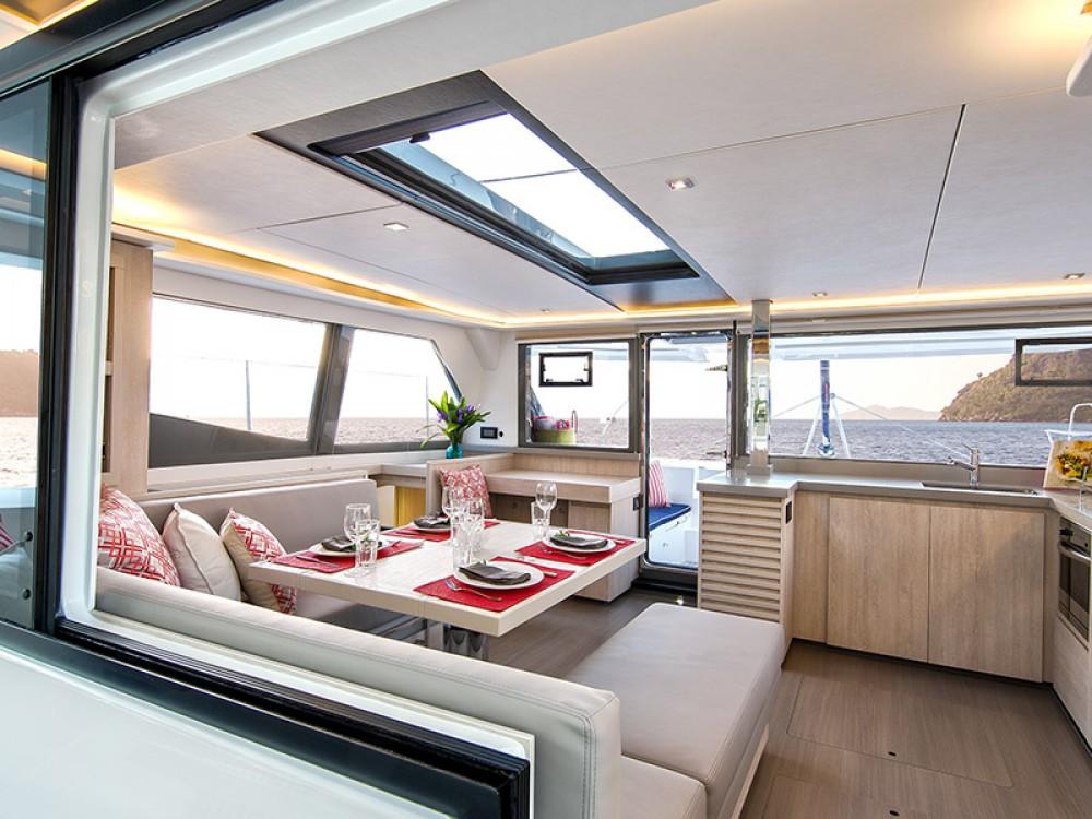 Location yacht à Marina - Leopard Moorings 4500 sur SamBoat