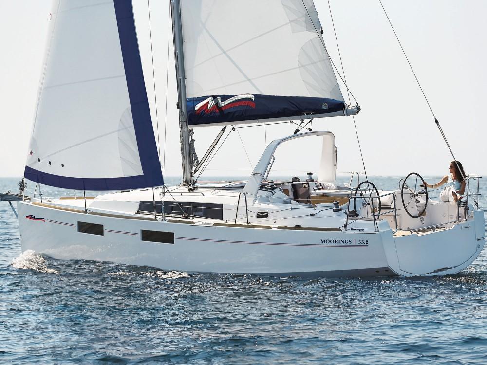 Location bateau  Moorings 352 à Procida sur Samboat