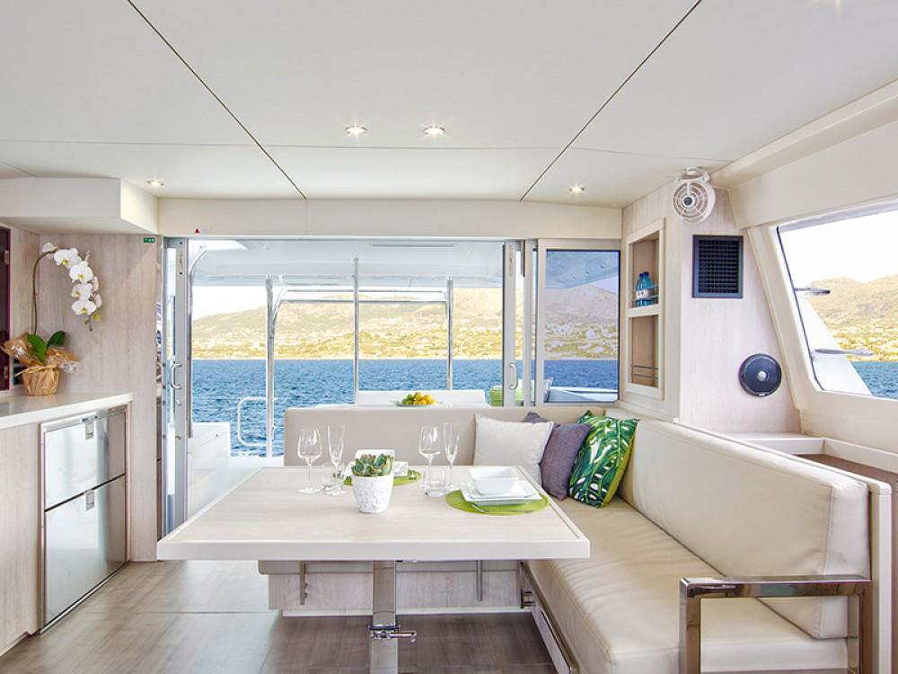 Location bateau Leopard Moorings 4000 à Saint-Georges sur Samboat
