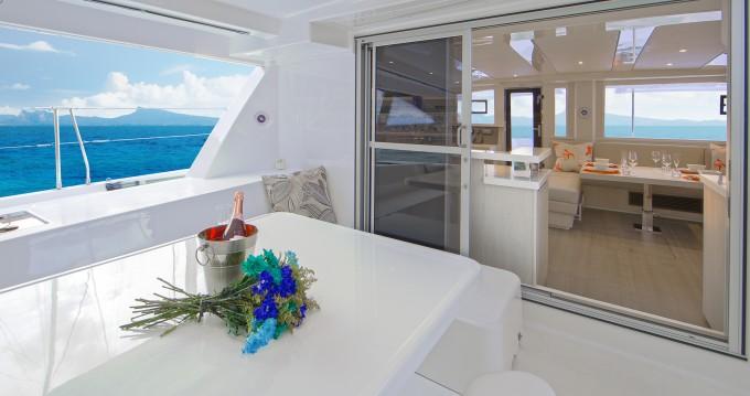 Louer Catamaran avec ou sans skipper Leopard à Saint-Georges