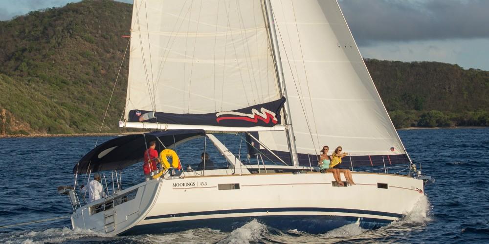 Louer Voilier avec ou sans skipper Bénéteau à Saint-Georges