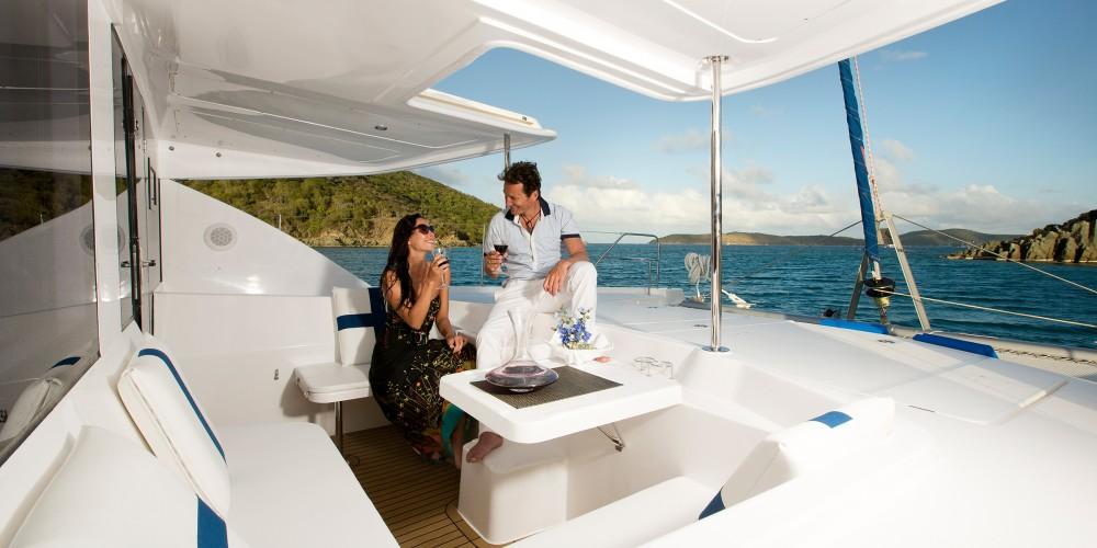 Location yacht à Bay of Zea - Leopard Moorings 4800 sur SamBoat