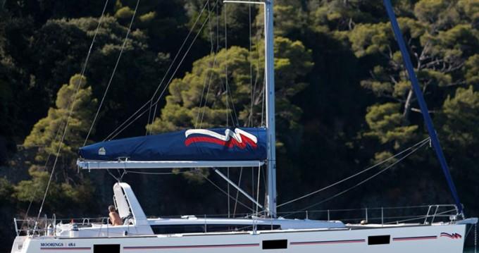 Location yacht à Marigot - Bénéteau Moorings 48.4 sur SamBoat