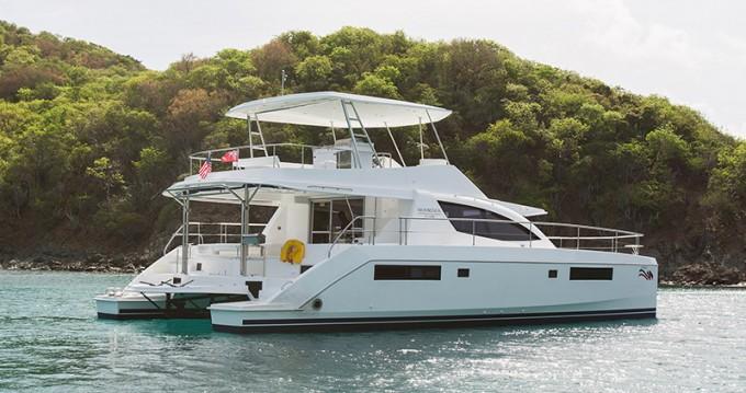 Louer Catamaran avec ou sans skipper Leopard à Kontokali