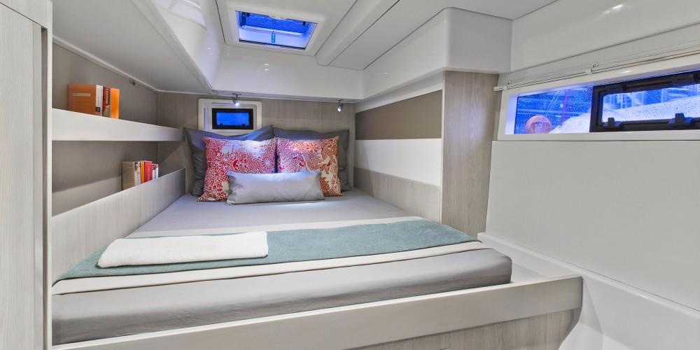 Location Catamaran à Marina Gouvia - Leopard Moorings 514 PC
