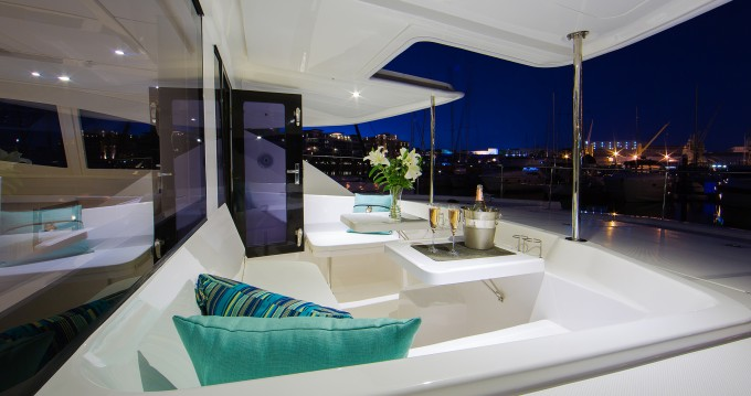 Location yacht à Kontokali - Leopard Moorings 514 PC sur SamBoat