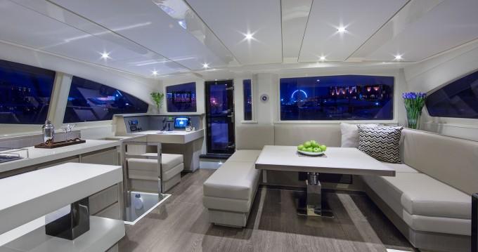 Location Catamaran à Kontokali - Leopard Moorings 514 PC