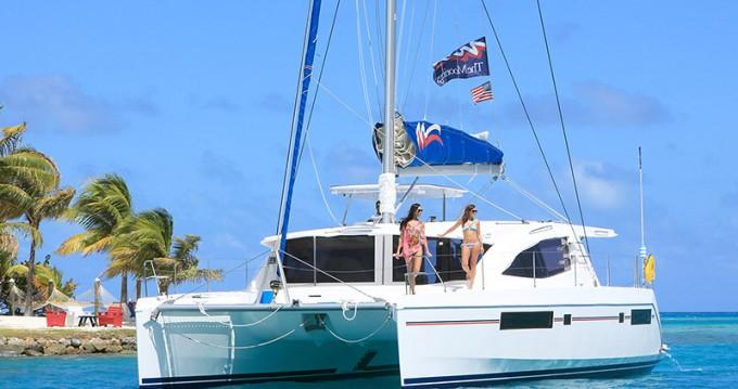 Location bateau Saint-Georges pas cher Moorings 4800