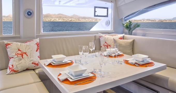 Location Catamaran à Saint-Georges - Leopard Moorings 4800