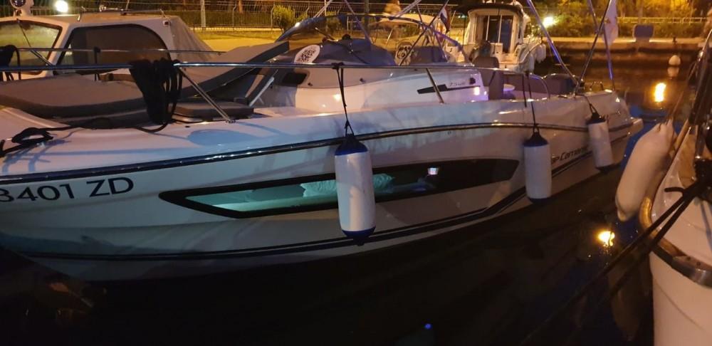 Location bateau Zadar pas cher Cap Camarat 7.5 WA