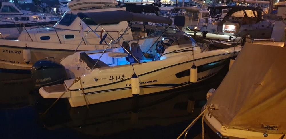 Location yacht à Zadar - Jeanneau Cap Camarat 7.5 WA sur SamBoat