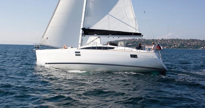 Location yacht à Zadar - Elan Impression 40 sur SamBoat