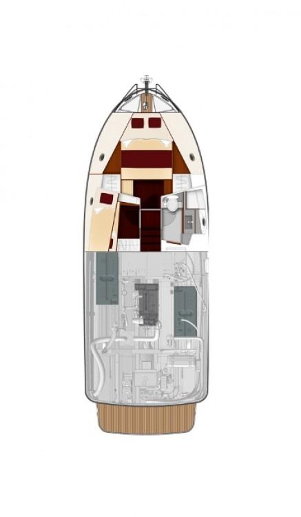 Location yacht à  - Bénéteau Swift Trawler 34 Fly sur SamBoat