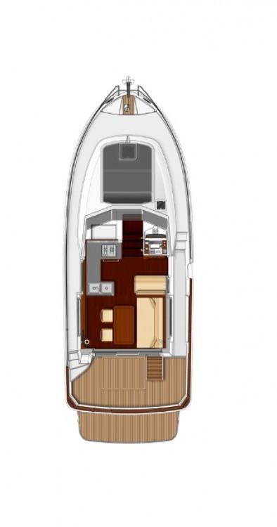 Bénéteau Swift Trawler 34 Fly entre particuliers et professionnel à