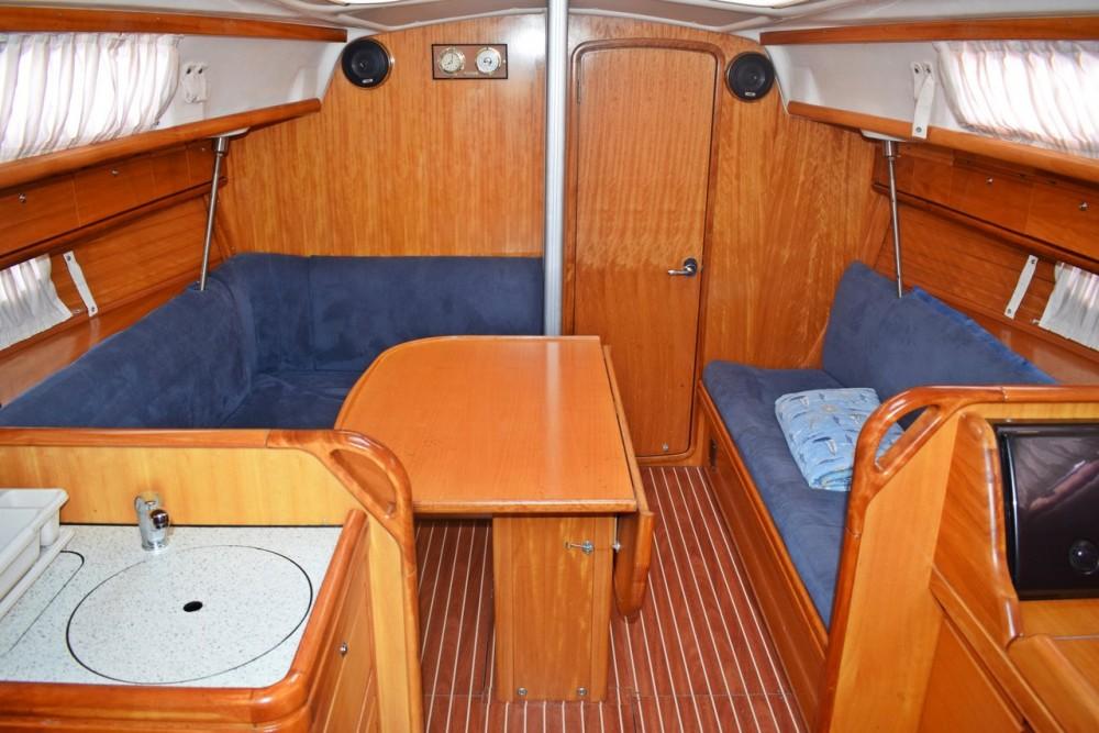 Location bateau Croatie pas cher Cruiser 33